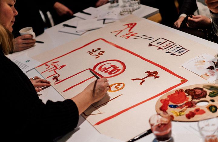 konferensrum workshop övning