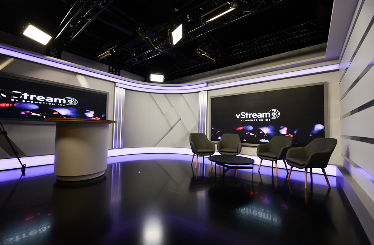 streaming studio